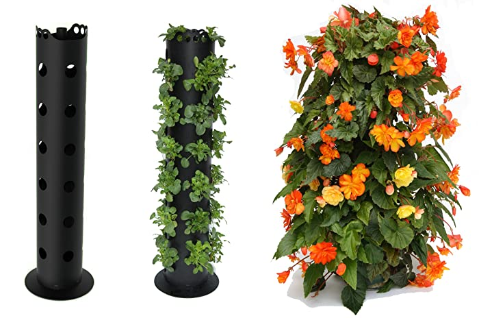 Apollo Exports International AP-FT002 Freestanding Flower Tower, 3-feet