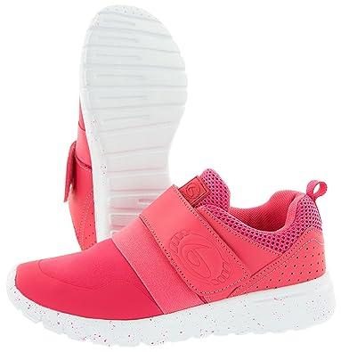 Beppi Baskets Pour Fille - Rose - Rose/Blanc,
