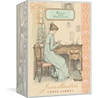 Jane Austen Note Cards - Pride And Prejudice