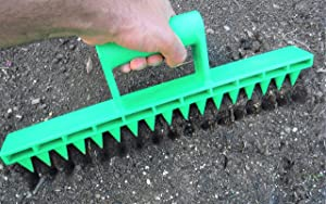 Gardinnovations Seed-in Soil Digger and Soil Spacer for Planting Seeds