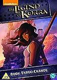 The Legend of Korra, Book Three: Change [DVD]