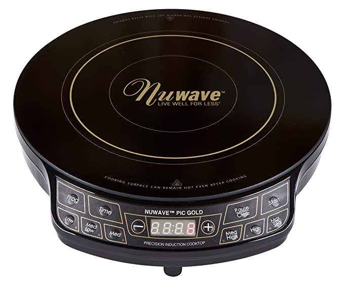 Amazon.com: Nuwave Pic2 – Nuwave Precision Induction Cooktop ...