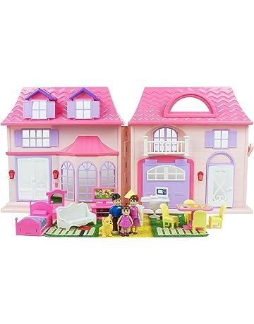 Amazoncom Dollhouses Dolls Accessories Toys Games
