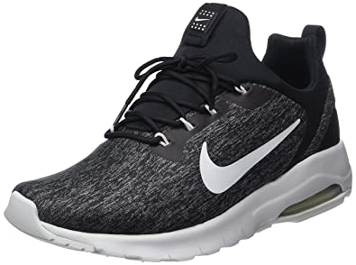 wholesale dealer 97f79 b27ea Nike Men s Air Max Motion Racer, Black Pure Platinum ...