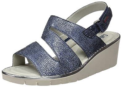CallagHan 11100 Argenté - Livraison Gratuite avec  - Chaussures Sandale Femme