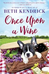 Once Upon a Wine (Black Dog Bay Novel Book 4) Kindle Edition