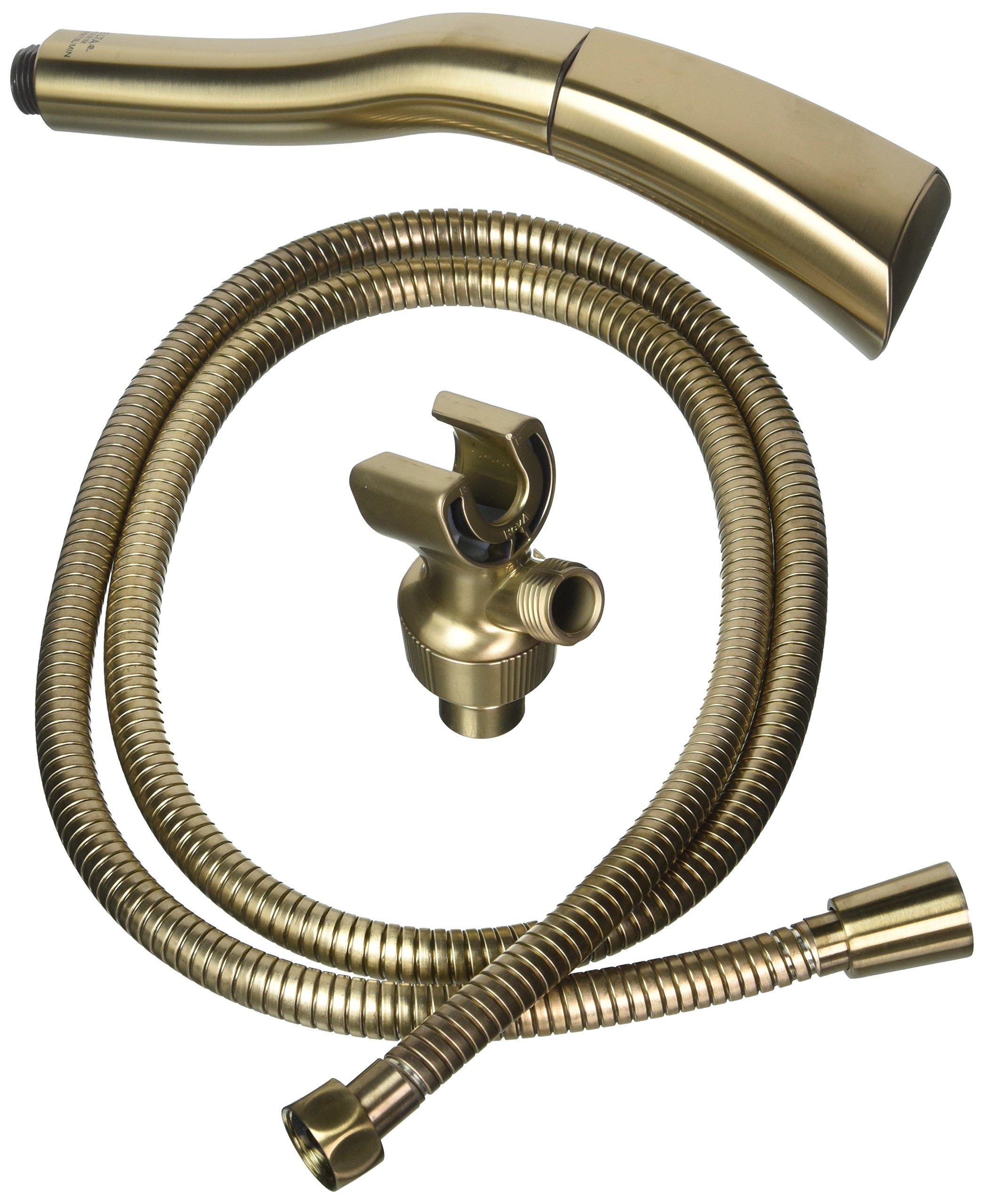 Delta Faucet 54421-CZ-PK Shower Mount Hand Shower, Champagne Bronze
