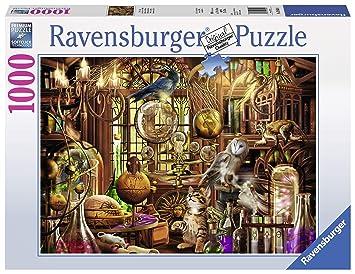 Ravensburger Puzzle Löwen Babys Erwachsenenpuzzle Puzzles Premiumpuzzle 500 T. Puzzles & Geduldspiele