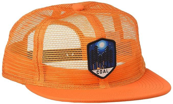 Amazon.com  Coal Men s The Orin Full Mesh Trucker Hat Adjustable ... a5e483329cc