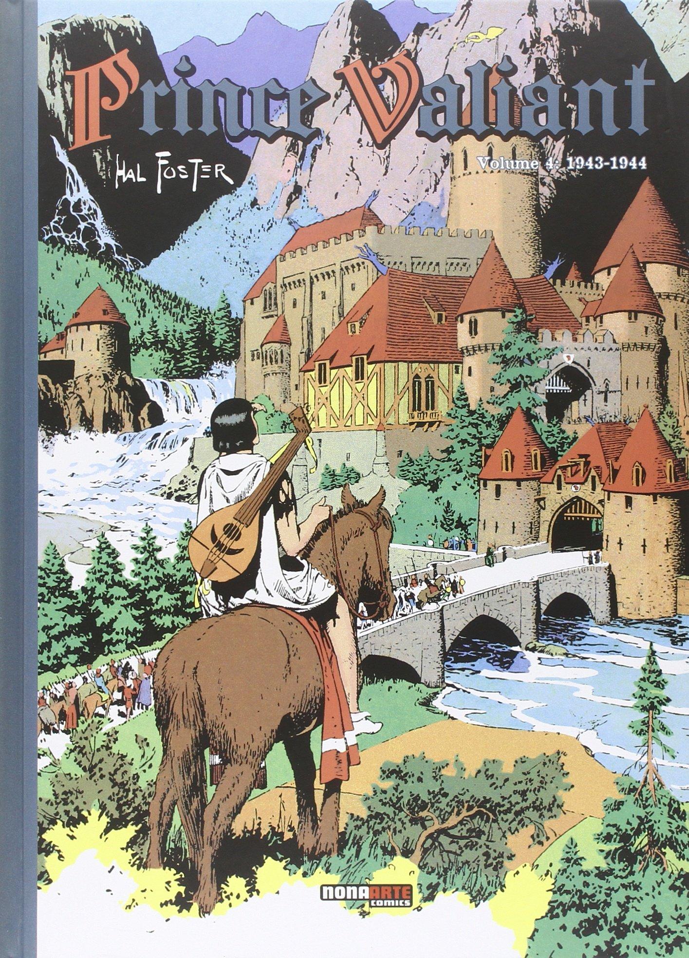 Prince Valiant: 4: Amazon.es: Foster, Hal, Romani, G.: Libros en idiomas extranjeros