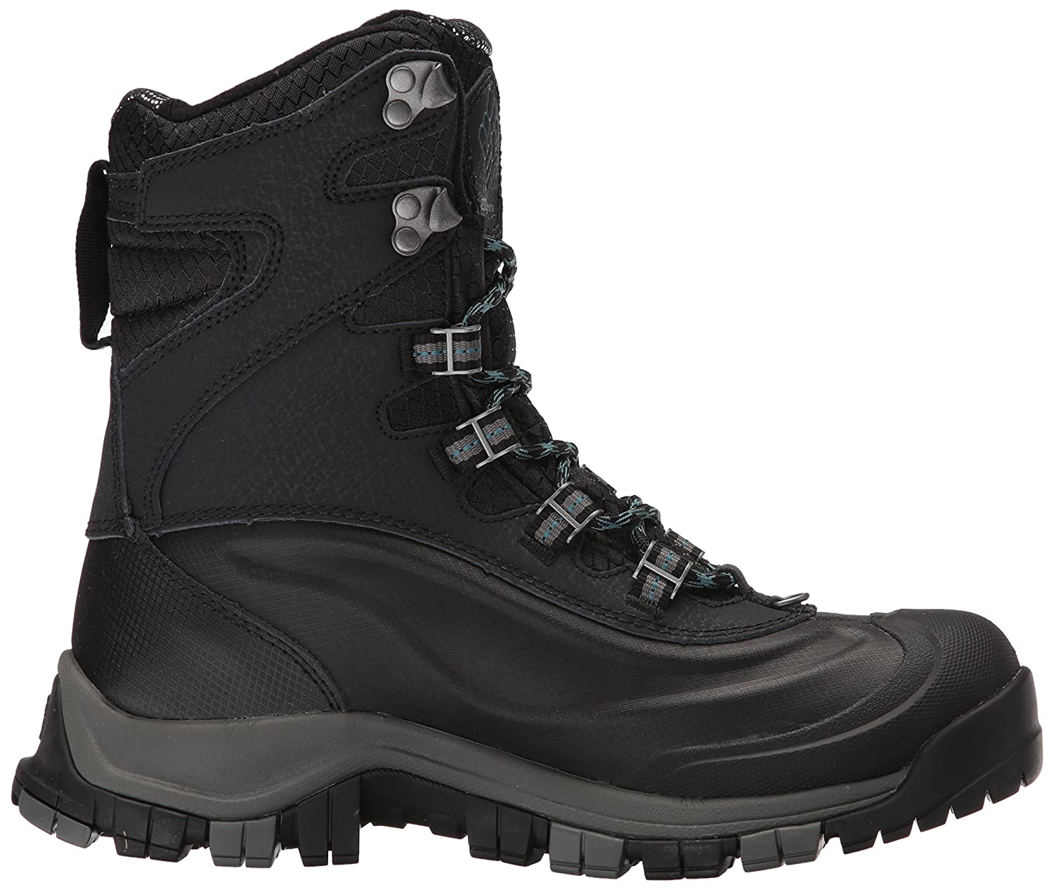 Columbia Michelin Women's Bugaboot Plus Omni-Heat Michelin Columbia Snow Boot B01NCNRE9Q 9.5 B(M) US|Black, Cloudburst 81e2e4