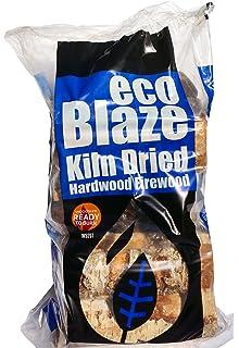 Eco-Log-Brikett /Öfen /Öfen EcoBlaze Holzbrikett RUF Hartholz-Langzeitbrenner Feuerstellen Chimeneas Ideal f/ür Kamine klimaneutral