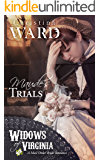 Maude's Trials: A Mail Order Bride Christian Romance (Widows of Virginia Book 1)