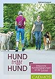 Hund trifft Hund: Endspannte Hundebegegnungen an der Leine (Haltung und Erziehung) (German Edition)