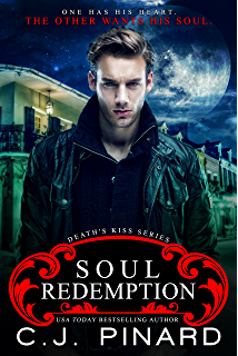 Amazon soul release deaths kiss book 3 ebook cj pinard soul redemption deaths kiss book fandeluxe Image collections