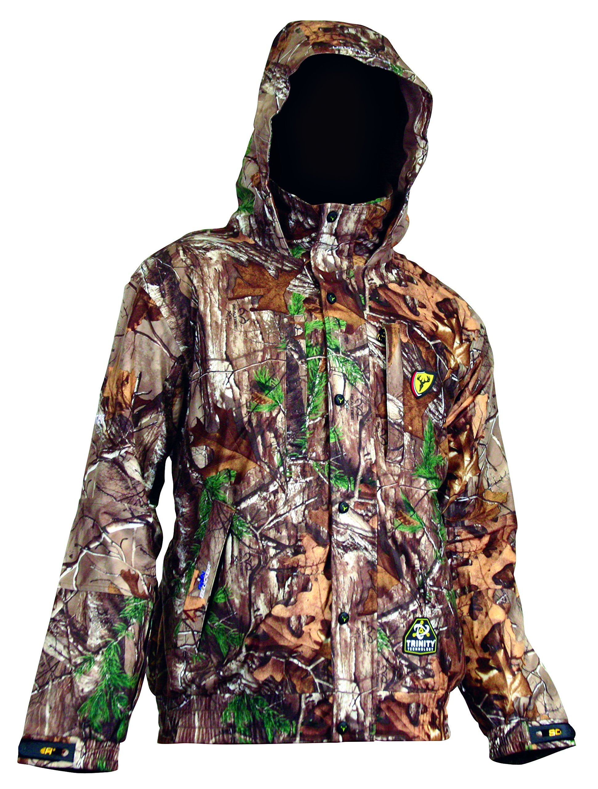 ScentBlocker Men's Hunting Outfitter Jacket- 2X-Large