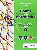 Colori della matematica. Algebra-Quaderno. Ediz. verde. Per gli Ist. tecnici. Con e-book. Con espansione online: 1