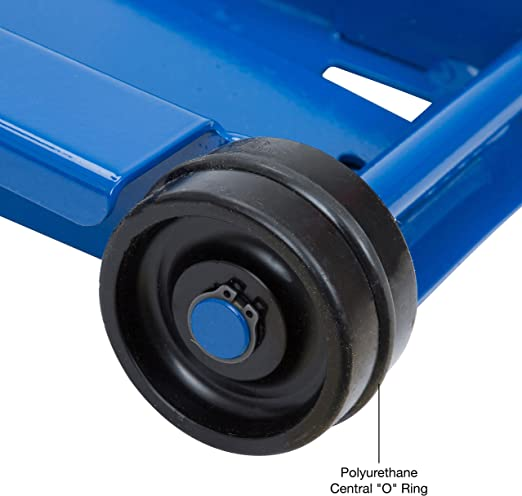 Ac Hydraulics Dk20q Hydraulischer Wagenheber 2 2 Tonnen Niedriges Profil Blau Auto