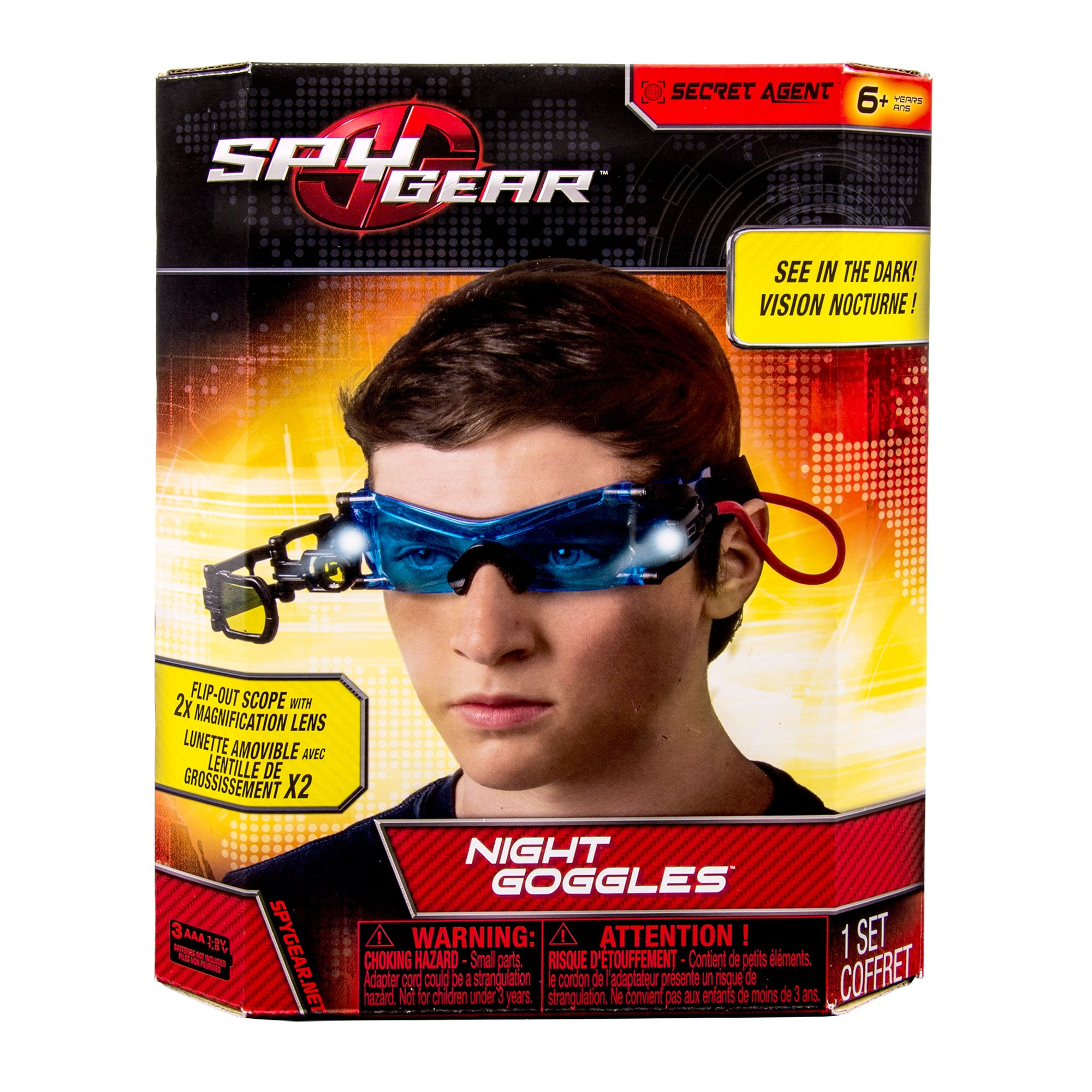 Spy Gear - Night Goggles by Spy Gear