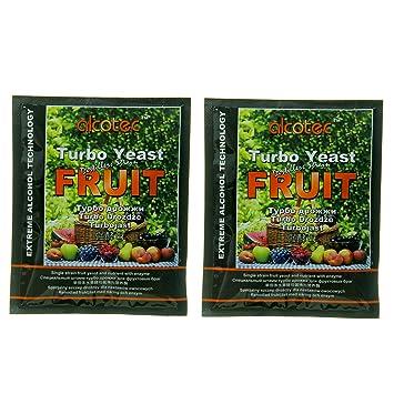 Alcotec Fruit Turbo Yeast (Pack of 2)