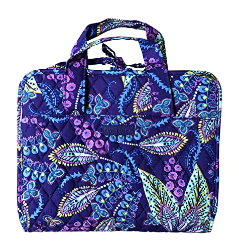 1296ccc42 Amazon.com: Vera Bradley Hanging Organizer (Batik Leaves): Home ...