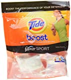 Tide Stain Release Boost Febreze Sport Unit Dose In Wash Booster, 7.7-Ounce, 10 Count (Pack of 3)