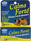 Hyland's Calms Forte, 4 Kids, 125 Tablets (Pack of 4)