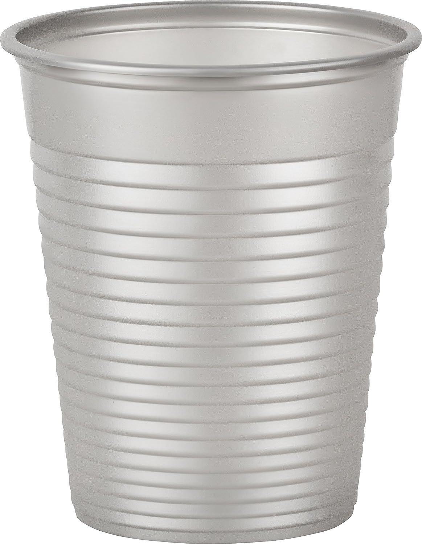 Kigima - Vasos de plástico desechables (100 unidades, 0,18 litros ...