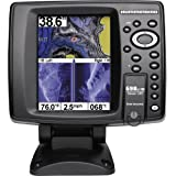 Humminbird 409470-1 600 698ci HD SI Internal GPS/Sonar Combo Fishfinder with Side Imaging (Black)
