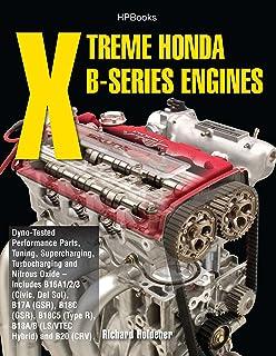 How To Rebuild Honda B-series Engines Pdf
