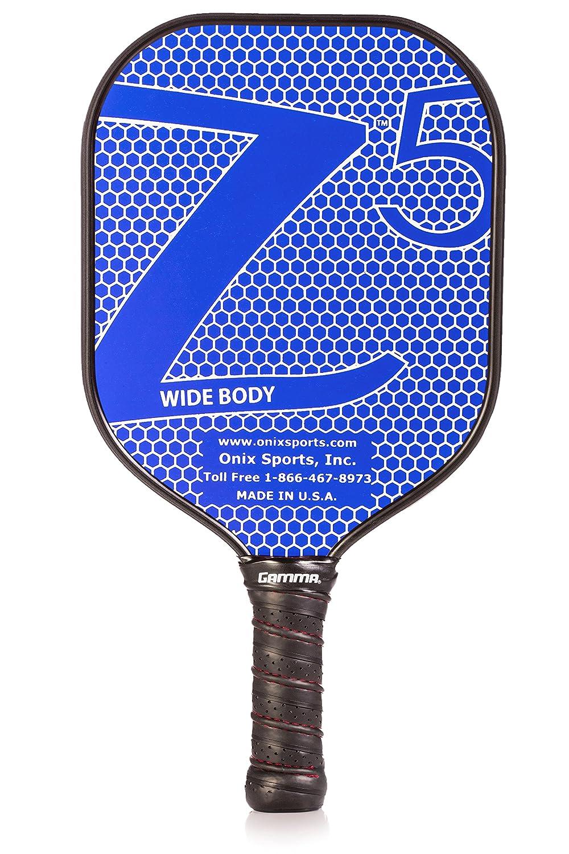 オニックス コンポジット Z5 ピックルボール パドル パドル ブルー ブルー コンポジット B005G50B4O, イサグン:468306a9 --- rigg.is