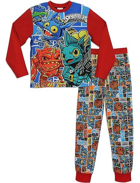 Skylanders - Pijama para Niños - Skylanders - 8 - 9 Años