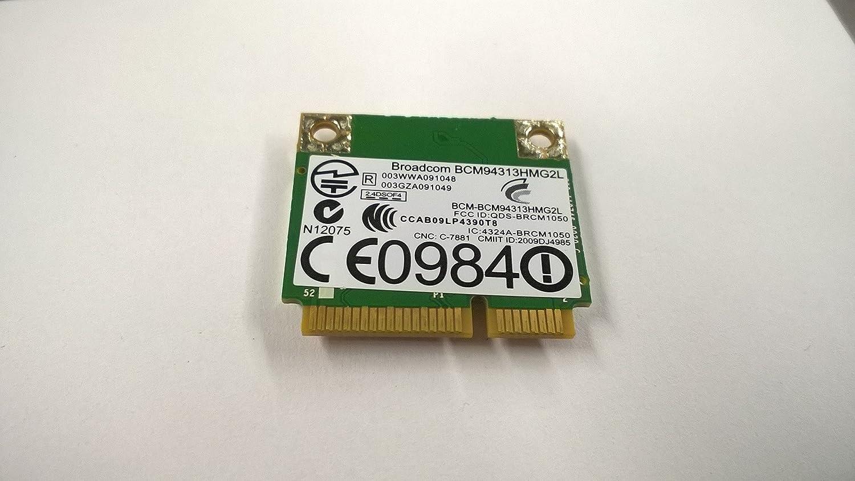 Dell Latitude E6430 Wlan Wifi Wireless Card Dw1504 Broadcom Bcm94313hmg2l