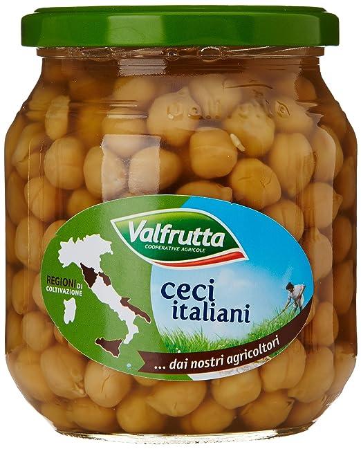 11 opinioni per Valfrutta- Ceci Italiani, senza Glutine- 6 pezzi da 570 g [3420 g]