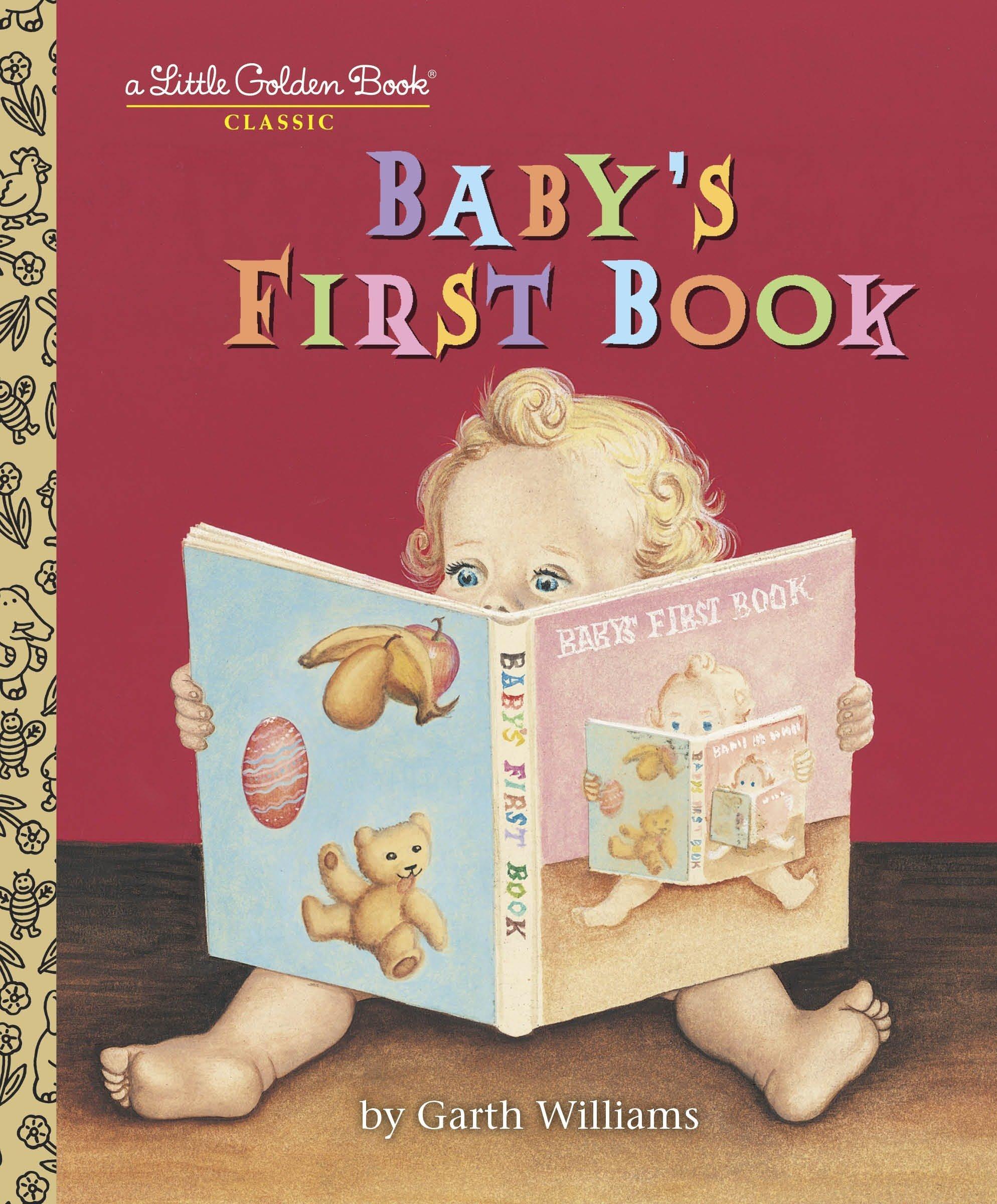 Read Online Baby's First Book (Little Golden Book) ebook