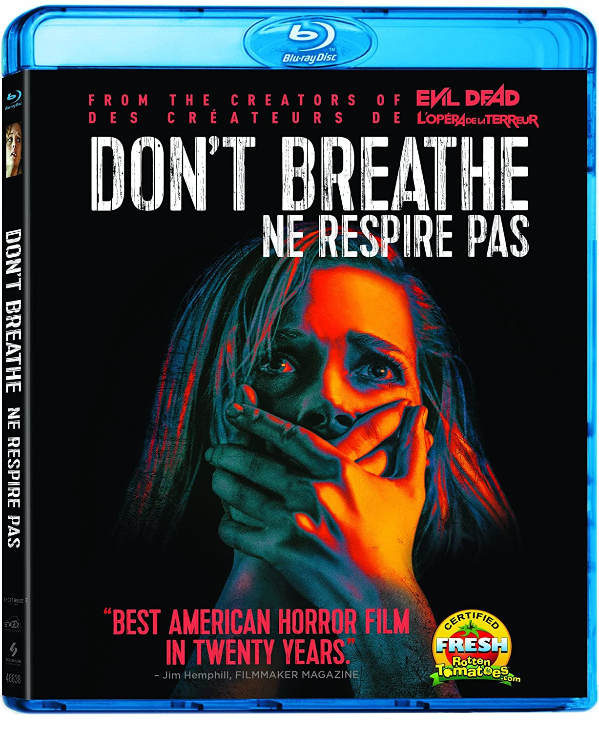 Don't Breathe - La maison des ténèbres MULTiLANGUES BLURAY 720p