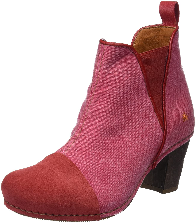 Art 1272t Wax Ca I Meet, Botines para Mujer36 EU|Rojo (Granate)