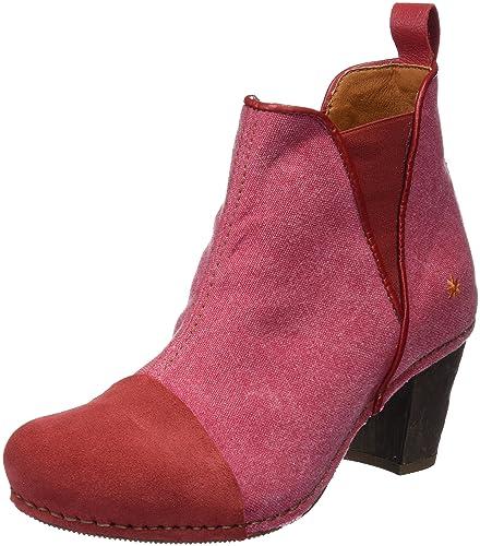 be4bbb672d Art 1272t Wax Ca I Meet, Bottes Classiques Femme, Rouge (Granate ...