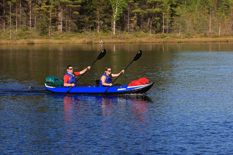 Amazon.com: Mar Eagle 420 x Explorer inflable Kayak quiksail ...