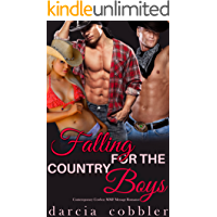 Falling For The Country Boys: Cowboy Menage Romance