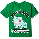 Pokemon Boys' Youth Short-Sleeved Tee Tearaway Label