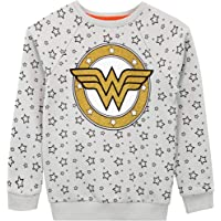 DC Comics Girls Wonder Woman Sweatshirt