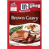 McCormick Brown Gravy Mix, 0.87 Ounce