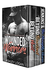 Wounded Warriors: Brothers in Art Therapy Bundle Kindle Edition