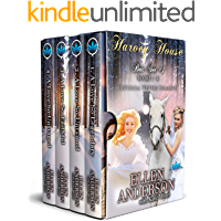Harvey House Box Set # 1 Books 1 - 4: Historical Western Romance (Harvey House Series Book 13)