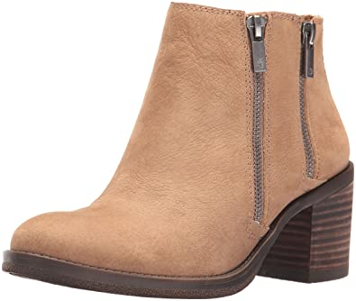 Lucky Brand Womens LkRoquee Ankle Bootie Sesame Size 60