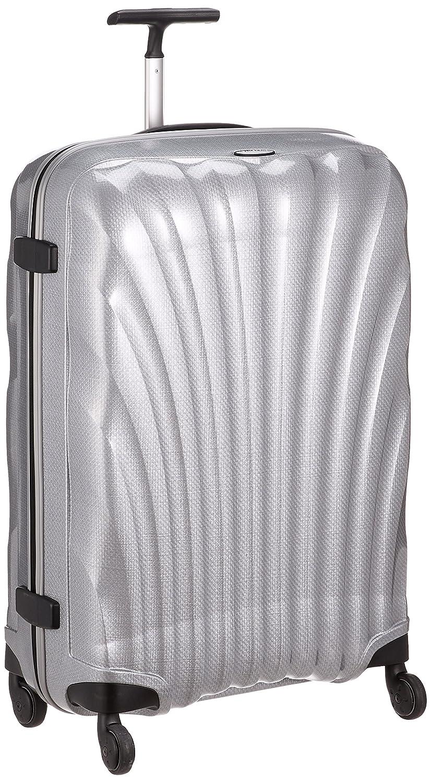 [サムソナイト] スーツケース コスモライト スピナー75 94L 10年保証 B00BVPFJ9A シルバー シルバー