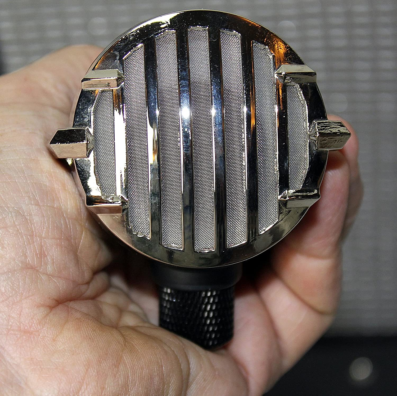Post Audio CDX armónica micrófono con Control de volumen, bolsa, 1/4 Inch transformador