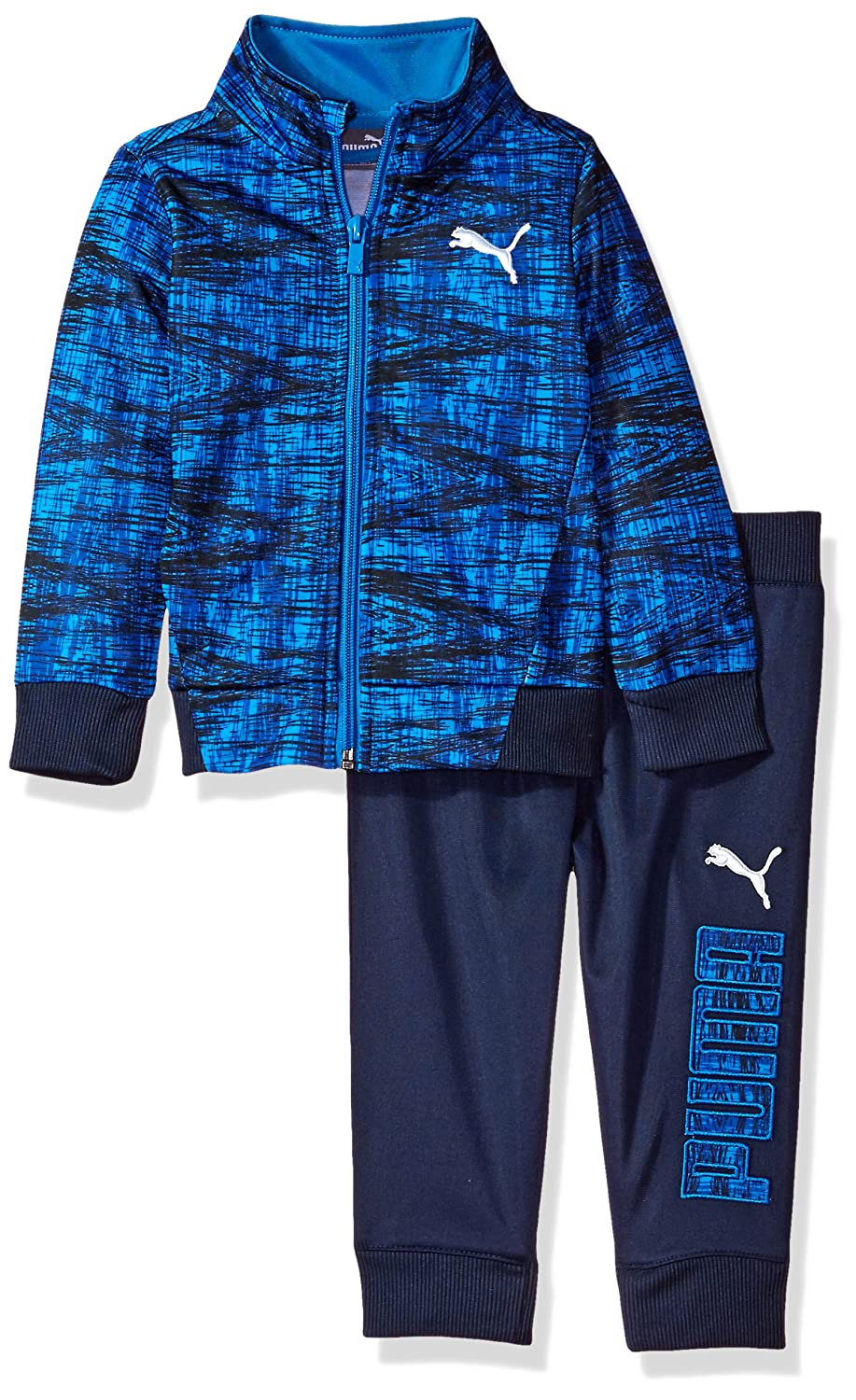 PUMA Baby-Boys Baby Boys Boys' Two Piece Track Set