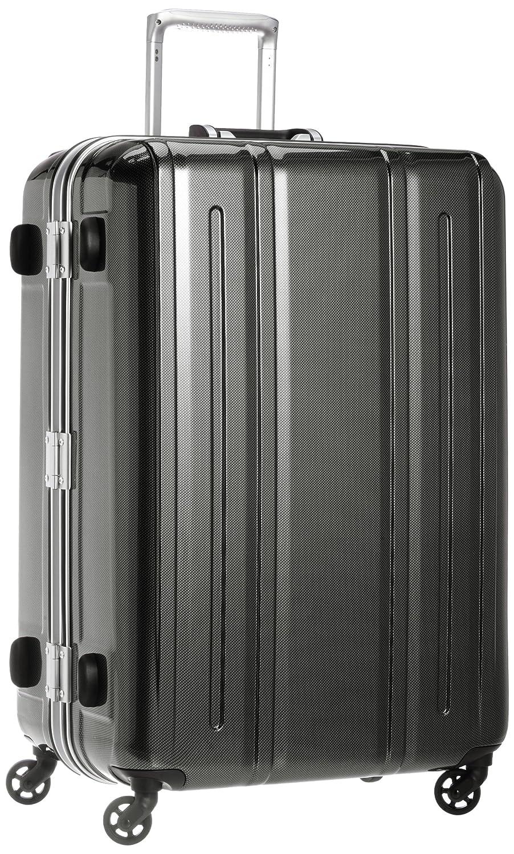 [エバウィン] 軽量スーツケース Be Light 静音キャスター 94L 30 cm 4.5kg B00HR0RFMM ブラックカーボン
